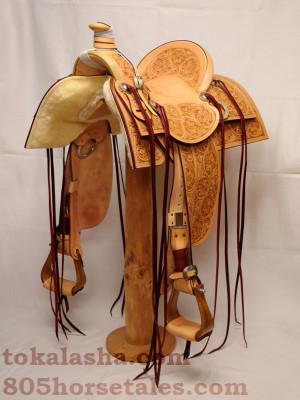 Western Dressage No.002